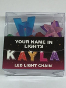 Your Name in Lights - Kayla