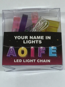 Your Name in Lights - Aoife