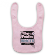 Star Trek Rura Penthe Inmate Baby Bib, Light Pink