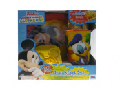 Disney Junior Mickey Mouse 3D Effect Breakfast set with Easter Egg