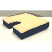 Coccyx Gel Seat Cushion w/ Fleece Top 18 Wx16 D x 3