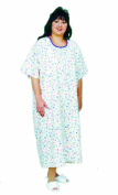 Home Care Hospital Patient Dress King And Queen Size Patient Gown