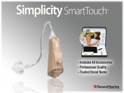 GHI Simplicity Smart Touch Digital Over the Ear Hearing Aid Right Ear