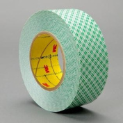 Double Coated Film Tape 9589 White 1.9cm x 36 yd 9 mil 48 rolls per case Bulk