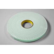 Double Coated Urethane Foam Tape 4026 Natural 1.9cm x 36 yd 0.2cm 12 per case Bulk