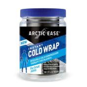 Arctic Ease Instant Cold Wrap Small Black 7cm x 90cm