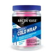 Arctic Ease Instant Cold Wrap Small Pink 7cm x 90cm