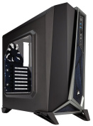 Corsair Carbide Series SPEC-Alpha - Mid-Tower Gaming Case - Black/Silver