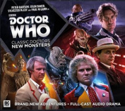 Doctor Who: Classic Doctors, New Monsters [Audio]