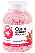 27932 Bath salts with white clay & rosehip 1000g Home Doctor