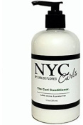 NYC CURLS THE CURL CONDITIONER. (350ml, WITH PUMP) BY CARLOS FLORES