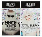 (2 PACK) Bleach London White Toner Kit & Bleach London Total Bleach Kit