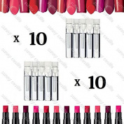AVON MIXED SAMPLES✦ 10 x Mini Lipstick/ 10 x Womens Perfume Fragrance Hen Party