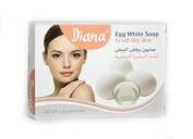 Diana Egg White Soap to lift oily skin 125g BY ELYSEESTAR