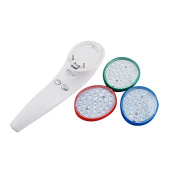 Denshine Light Therapy System Red Blue Green LED Light for Acne Wrinkles