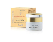 Regenerating night cream for dry and sensitive face skin, Real Dream anti-wrinkle, 50 ml, luxury