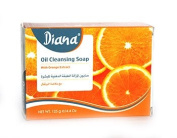 Diana Oil Cleansing Soap with Orange Extract 125g BY ELYSEESTAR