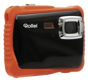 Rollei Sportsline 65 Digital Camera - Orange/Black