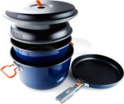 GSI Outdoors Bugaboo Base Camper Cookset - Large