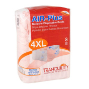 Tranquilly 2195 Air-Plus Bariatric Brief-32/Case