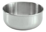 Stainless Steel Sponge Bowls, 4 x 2. Capacity