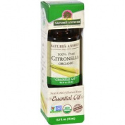 Natures Answer Essential Oil - Organic - Citronella - .150ml