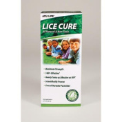 Lice Cure Kit w/ Protective Cup