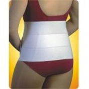 Abdominal Binder 12 & apos; 4 Panel Large [Health and Beauty]