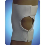 Alex Orthopaedic 3062-S Knee Support With Spiral Stay Small THIGH & amp; KNEE & amp; ANK...