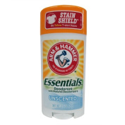 ARM & Hammer Essentials Solid Deodorant Unscented 70ml