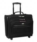 Solo Ballistic Poly Rolling Carry On 39cm Laptop Overnighter