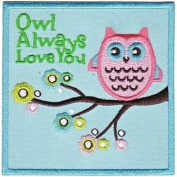 Patch Animals Owl Always Love You p-4211
