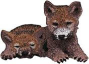 Patch Animals Fox Pups p-3970