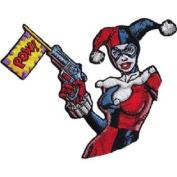 Patch DC Comics Harley Quinn Pow p-dc-0126