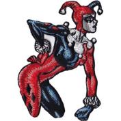 Patch DC Comics Harley Quinn Sneer p-dc-0127