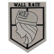 Patch Attack on Titan Wall Rose ge44993