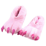 Lovely Dinosaur Claw Indoor Slippers Warm Cosy Fashion Slipper Best Baby Gift E