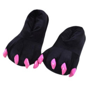 Lovely Dinosaur Claw Indoor Slippers Warm Cosy Fashion Slipper Best Baby Gift B