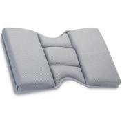 Car Lumbar Cushion - Travel Comfortably With A Memory-Foam Back Support
