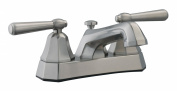 525600 Barcelona 10cm Lavatory Faucet Satin Nickel Finish