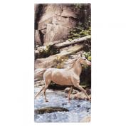 Horse Canyon Bath Towel
