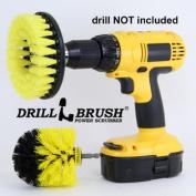 Drill Brush Combo Pack Yellow