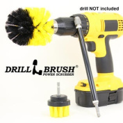 Bathroom Tub, Tile; and Sink Power Scrubber Brushes and Extension Kit