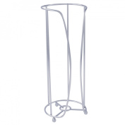 Wire Toilet Paper Holder for Spare Paper Chrome Finish
