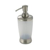 Bathroom Soap Pump Lotion Dispenser Bath Sink Accessories, Translucent