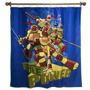 Nickelodeon Teenage Mutant Ninja Turtles Shower Curtain