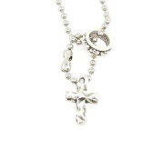 Pietro Ferrante - Necklace silver finish CNECKDB95