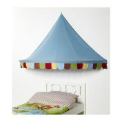 Ikea, Mysig Bed Canopy, Light Blue