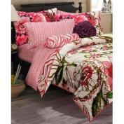 Teen Vogue Flora & Fauna 2 Decorative Pillow Completer Set Pink / Purple