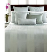 Hotel Collection Classic Stripe King Pillow Sham, Classic Frost